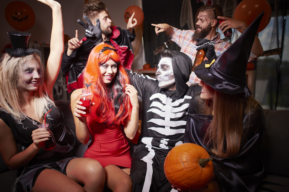 How to Throw the Best Halloween Party in an Apartment