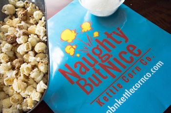 Neighborhood Tastemakers: Naughty but Nice Kettle Corn Co.