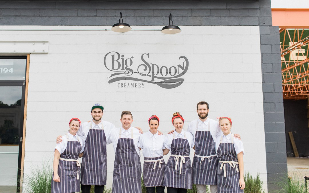 Neighborhood Tastemaker: Ryan and Geri-Martha O'Hara of Big Spoon Creamery