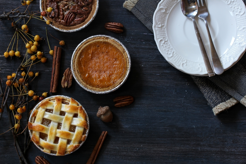 5 Easy Thanksgiving Dessert Recipes