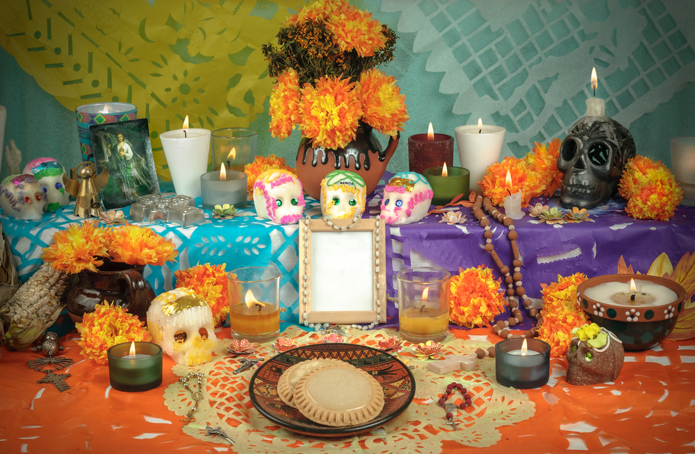 Dia de los Muertos: The Cure for the Post-Halloween Blues