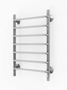 a towel rack