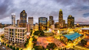 Top ten cities for young professionals