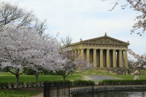 Parthenon museum in Nashville, Tennessee