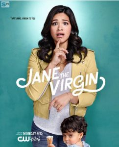 Jane the Virgin Show Title