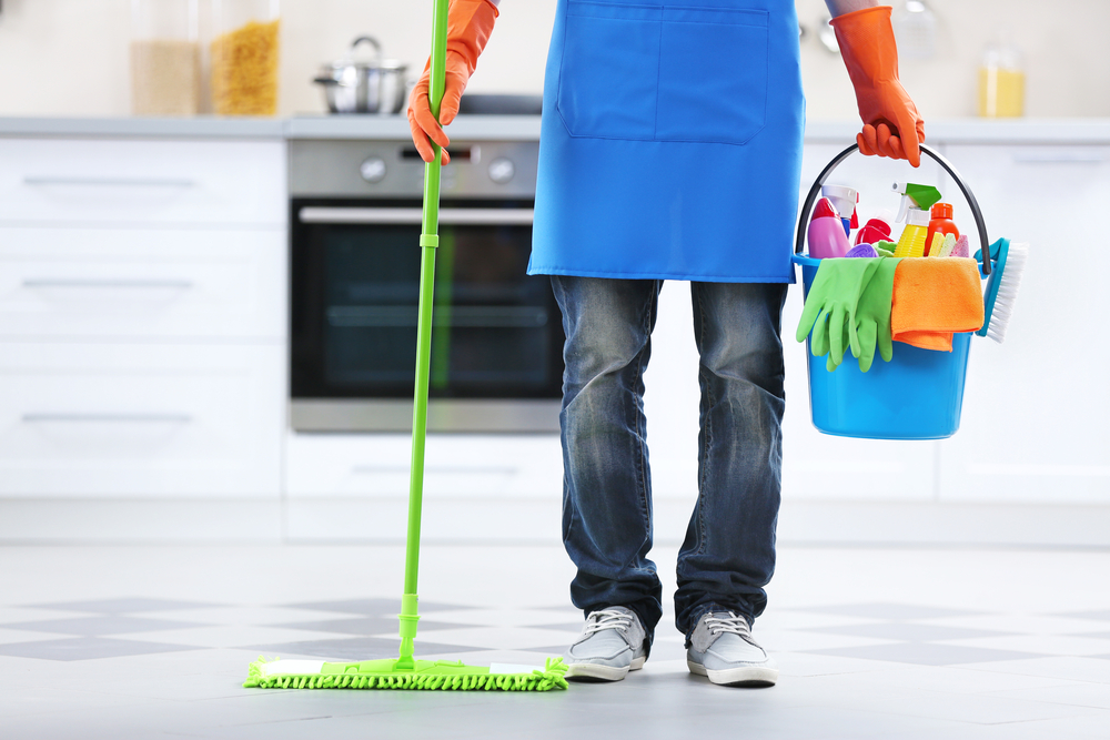 5 Apartment Cleaning Tips