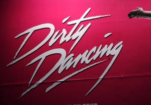 Poster for Dirty Dancing.