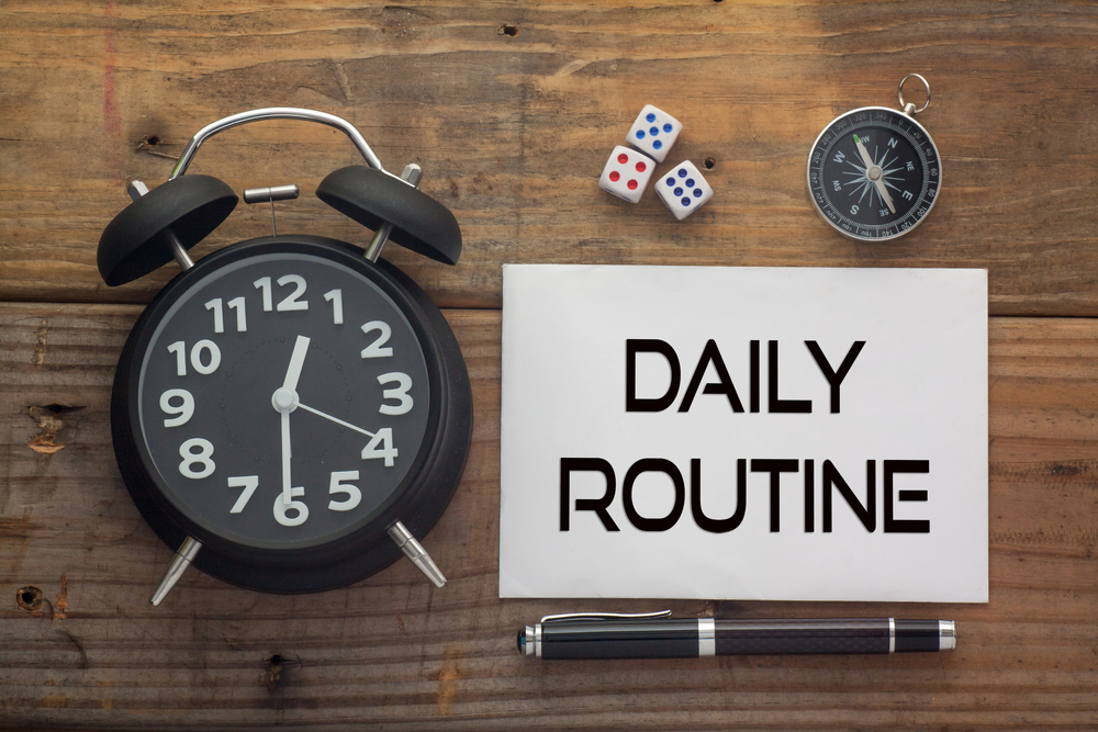 How to Create a Routine You Can Stick To