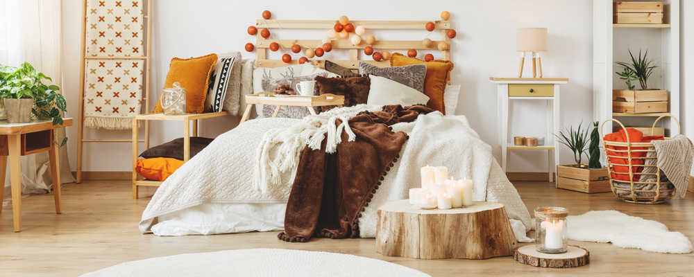 Subtle Apartment Decoration Ideas for Fall