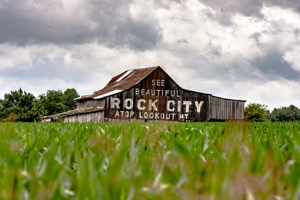 """The Story Behind """"See Rock City"""""""