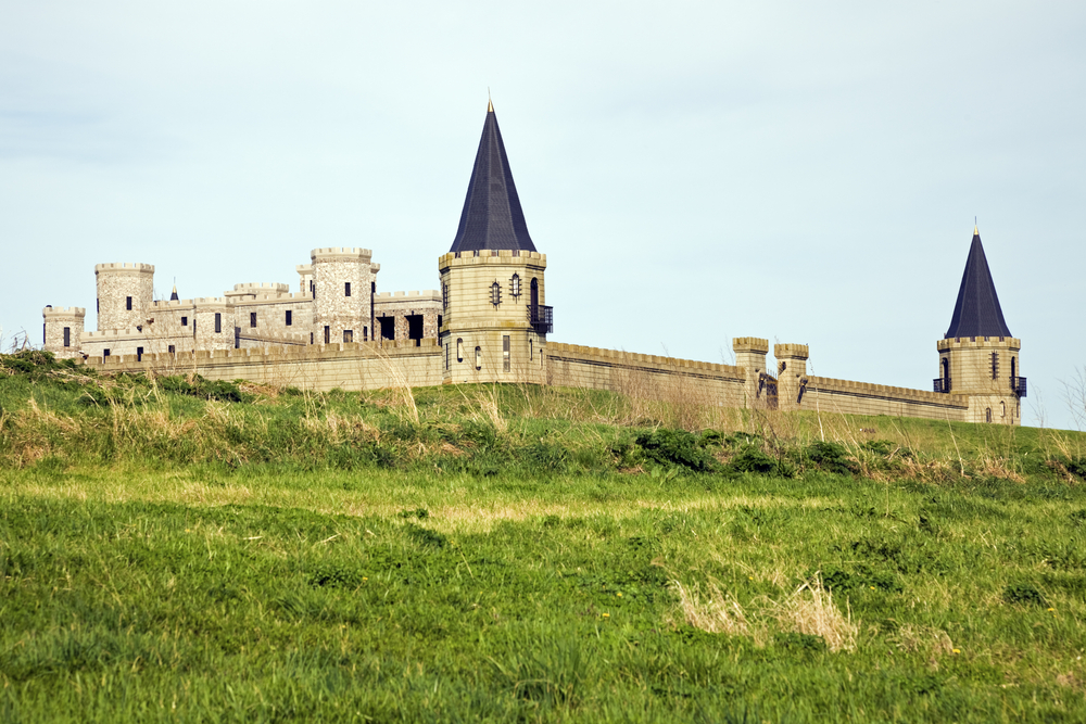 The Story Behind The Kentucky Castle