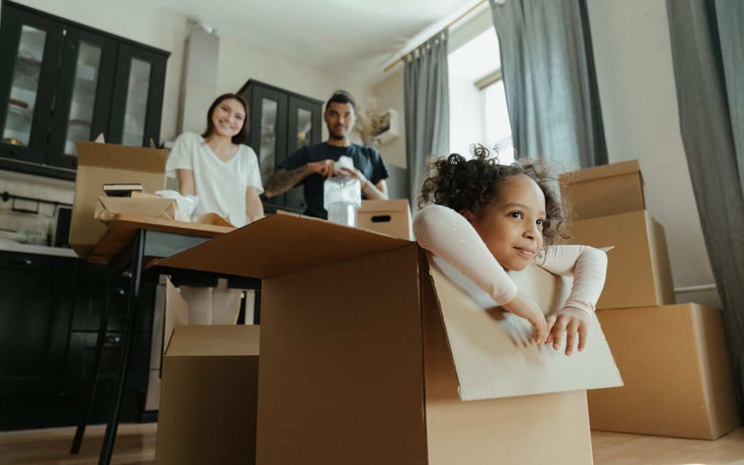 5 Packing Tips for Moving into Your New Apartment